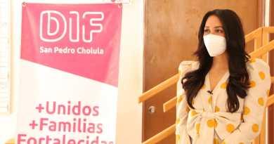 Restablece CRI de San Pedro Cholula terapias para pacientes