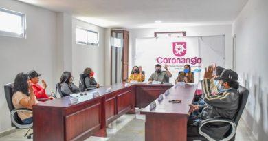 Coronango hará descuentos en agua potable y multas de tránsito
