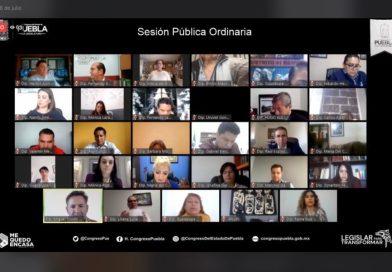 Elimina Congreso el fuero constitucional en Puebla