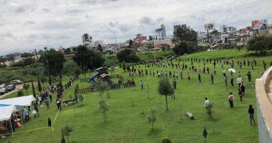 Entregan 10 toneladas de verduras a personas de escasos recursos en San Andrés Cholula