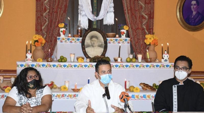 Campeche invita a los turistas al Hanal Pixán 2020