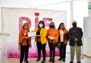 Trabaja Coronango para combatir la violencia contra la mujer