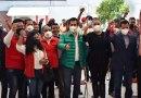 Encabeza Lorenzo Rivera encuentros con la militancia de Cd Serdán y Huejotzingo