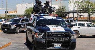 Trabajo coordinado es esencial para inhibir delitos: SSPTM San Andrés
