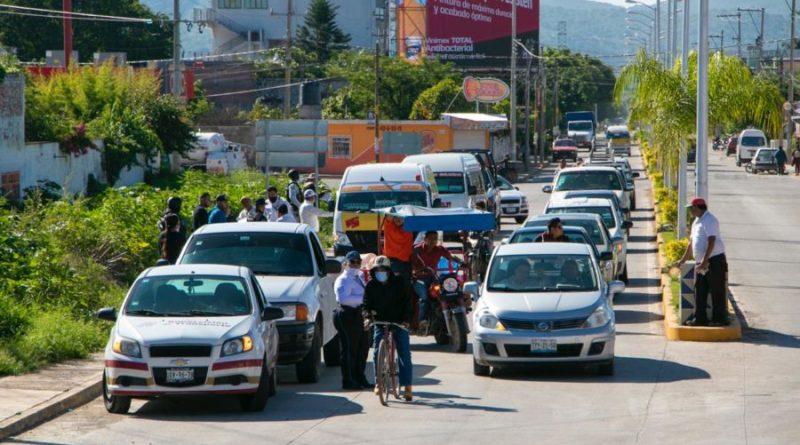 Transporte público de Puebla rebasa 50% de ocupación