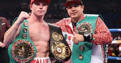 Canelo Álvarez es nombrado peleador del año 2020 por la AMB