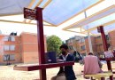 Entrega Comuna 9 módulos más de trabajo comunitario