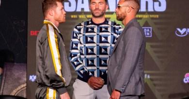 ¿A qué hora y dónde ver la pelea de Canelo vs Saunders?