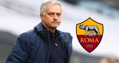 Roma anuncia a Mourinho como nuevo entrenador