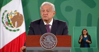 AMLO recorrerá zonas afectadas en Veracruz por el Huracán «Grace»