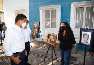 Presenta Eduardo Rivera estrategia en materia turística y cultural