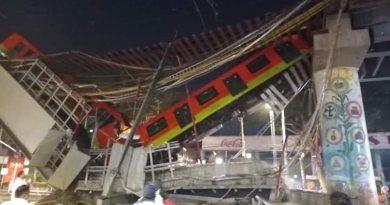 Sube cifra a 26 muertos por colapso de la Línea 12 del Metro