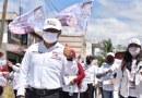Respalda San Antonio Mihuacán a Toño Teutli
