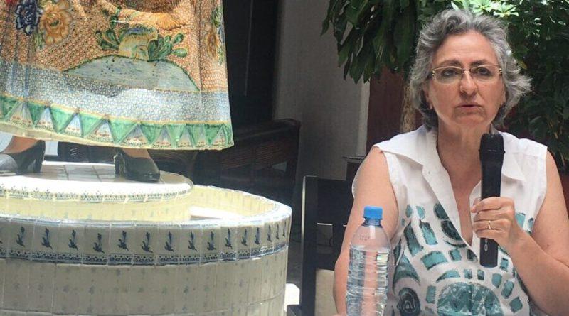 Separa Esparza a secretaria General de la BUAP; ella busca la rectoría
