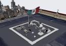 Colocarán una maqueta monumental del Templo Mayor en el Zócalo