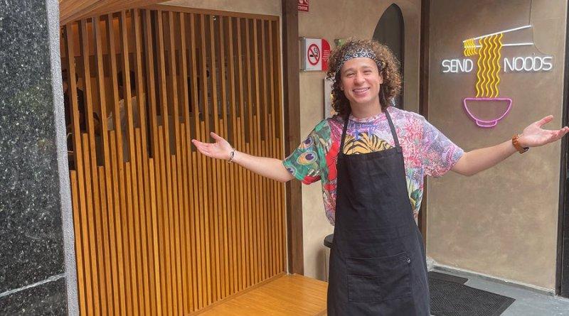 Luisito comunica inaugura su nuevo restaurante de ramen