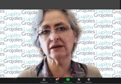Urge modificar el sistema de elecciones en la BUAP; Lupita Grajales