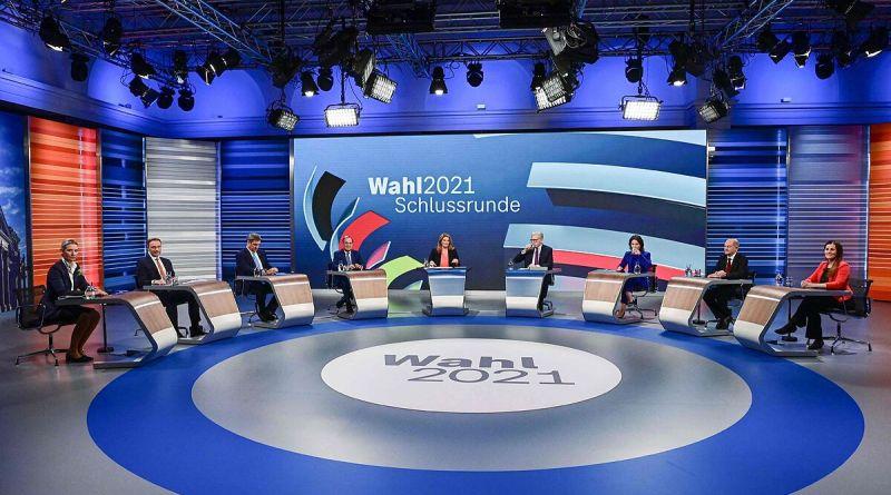 ¡Sorpresa en el último debate antes de elecciones alemanas!