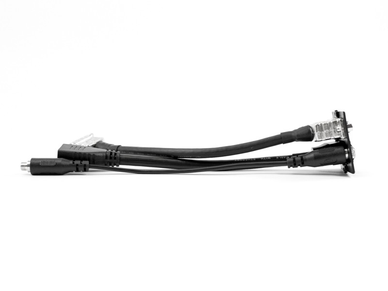 Bachmann custom module, VGA, jack, HDMI, 917.226