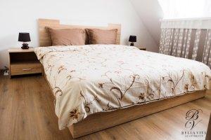 Furnished Apartment Bedroom in Downtown Blagoevgrad Bulgaria Tokyo Bella Vita