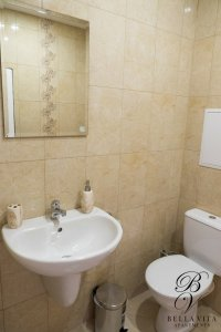 Luxury Equipped Bathroom Shower Apartment for Rent in Blagoevgrad Bulgaria Milano