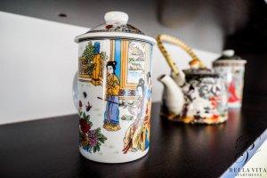 Stylish Short Term Rent Property Mugs Decoration Blagoevgrad Bulgaria