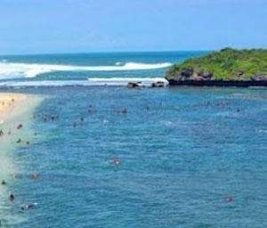 slili beach