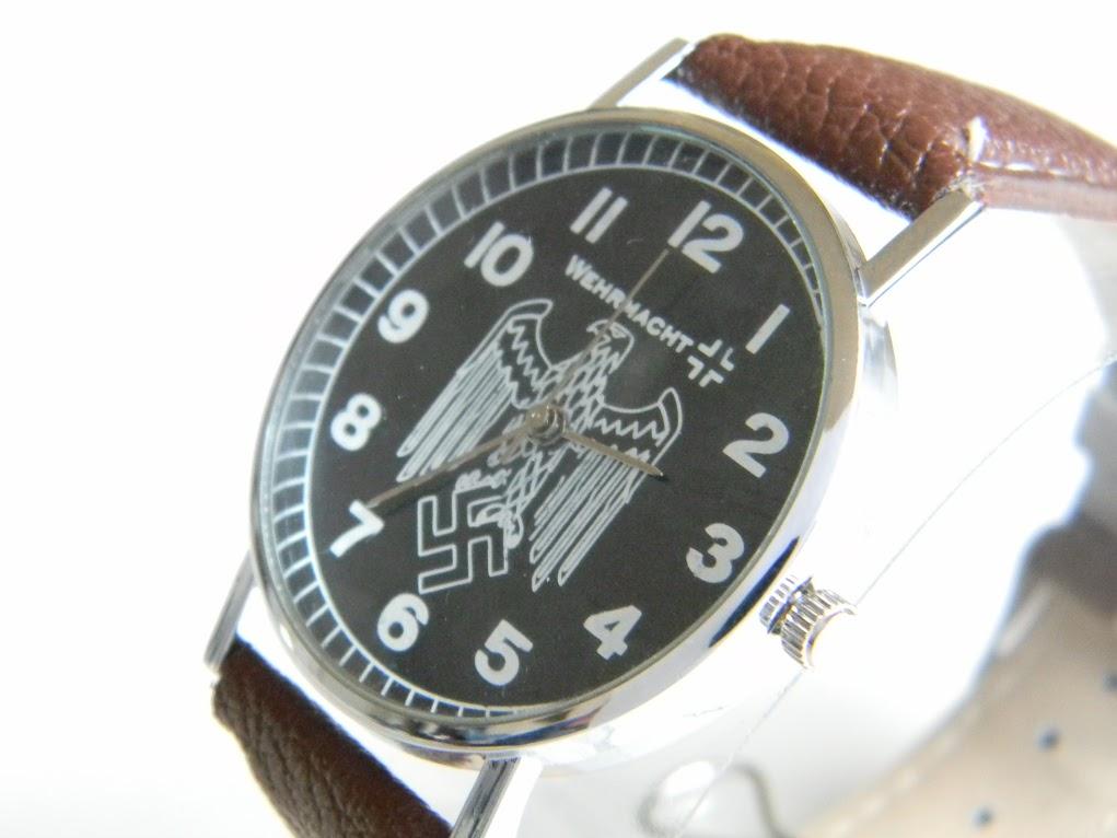 WWII VINTAGE Wehrmacht Watch  Ultrasringsen