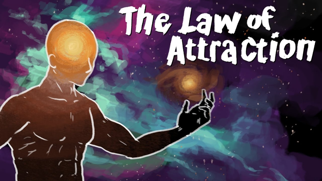 Image result for attraction law