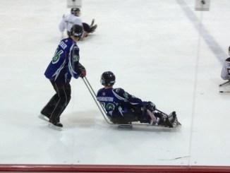 Sledge Hockey