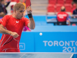 Masoud Mojtahed Table Tennis