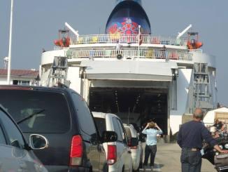 Manitoulin Island Ferry