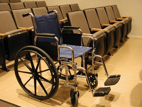 Wheelchair Seating