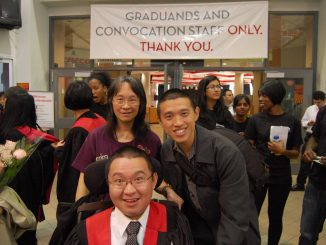 Seneca College Torrance Graduation