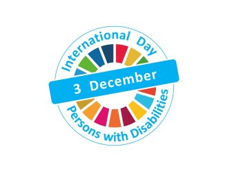 International Day for Persons with Disabilities logo