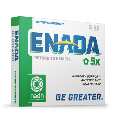 Enada 5mg with chlorophyll
