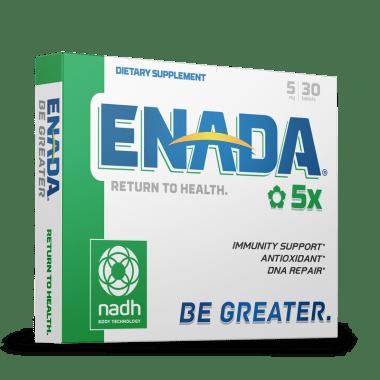 Enada 5mg with chlorophyll