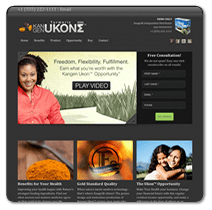 The Ukon Site