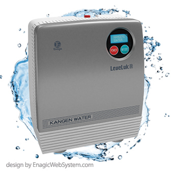 Announcing the new Enagic Kangen Water Ionizer