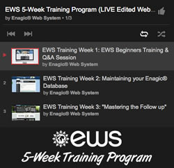 EWS Training Series