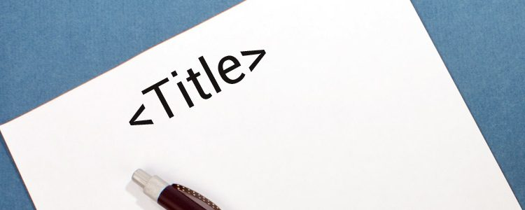 4 Important Tips On Choosing A Research Paper Title Enago Academy