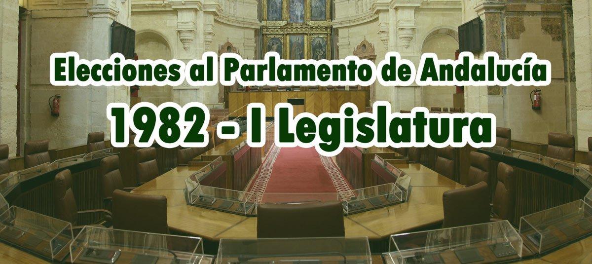 Elecciones Andaluzas 1982