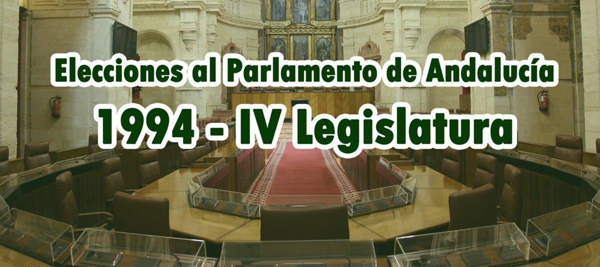 Elecciones Andaluzas 1994