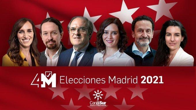 elecciones en Madrid CANALSUR