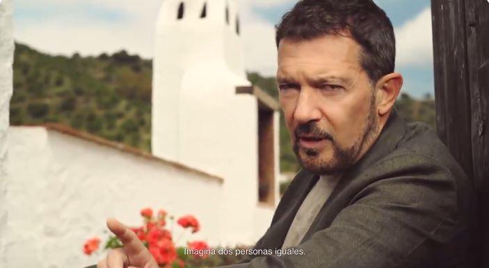 Antonio Banderas en el spot de Turismo Andalucía / EA