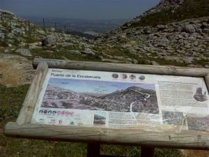 Puerto de la Escaliruela