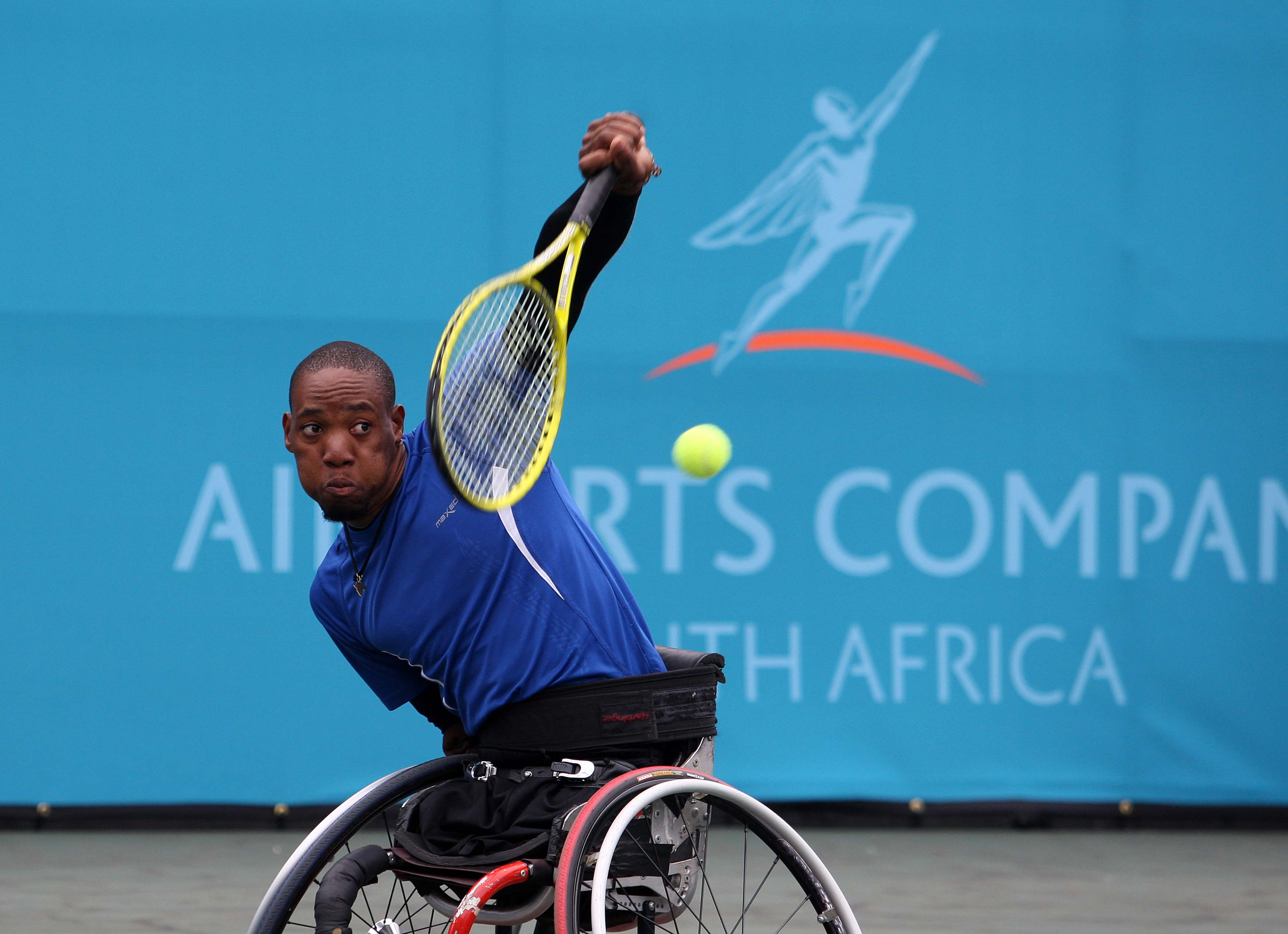 wheelchair quad racing chair gaming sithole wins us open singles enca