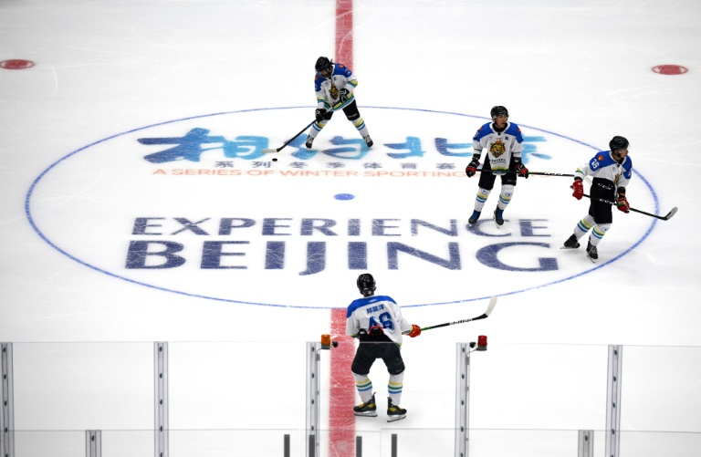 China defies boycott calls with Beijing 2022 Olympic tests | eNCA