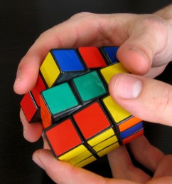how to solve a rubik s cube in five seconds [ 1280 x 960 Pixel ]