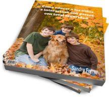 Cómo educar a los niños a interactuar con perros con total seguridad